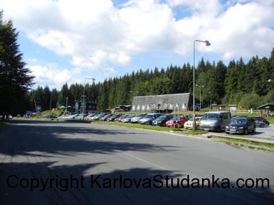 Hotel Hvězda a parkoviště