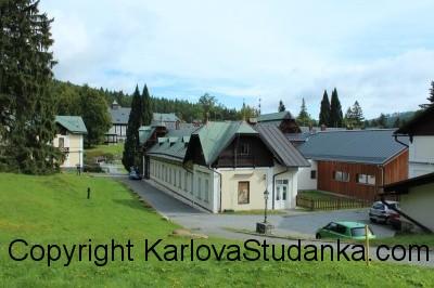 Karlova Studánka – konec srpna 2014